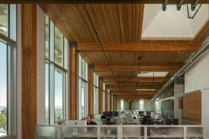 Finishes And Indoor Air Quality At The Bullitt Center